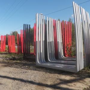Forest Steel pankot