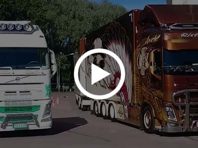 Truck Show Tallinn